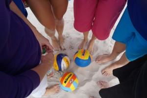 justDATES.de Events für Singles Single - Beachvolleyball