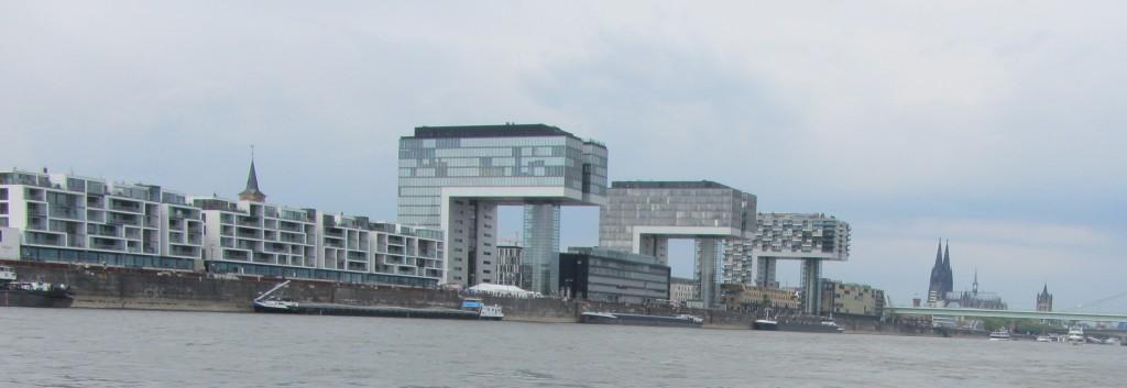 Single Rafting Köln Rheinauhafen